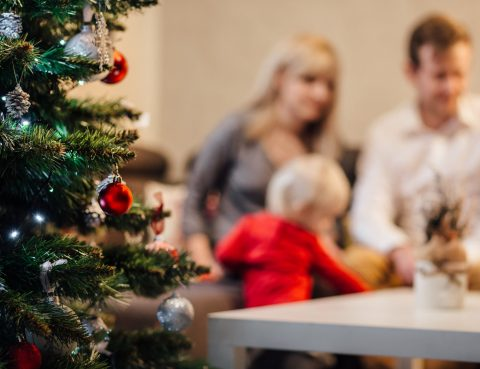 how to handle the holidays with your divorced family